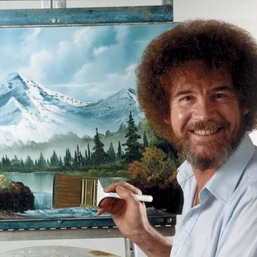 Bob ross the joy of painting bob ross voltagebd Gallery